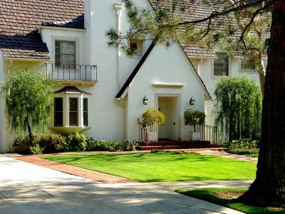Southern California Home Painted