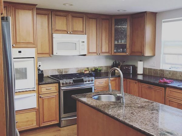 How To Paint Your Kitchen Cabinets In Vista For 2019 | Irwin Painting