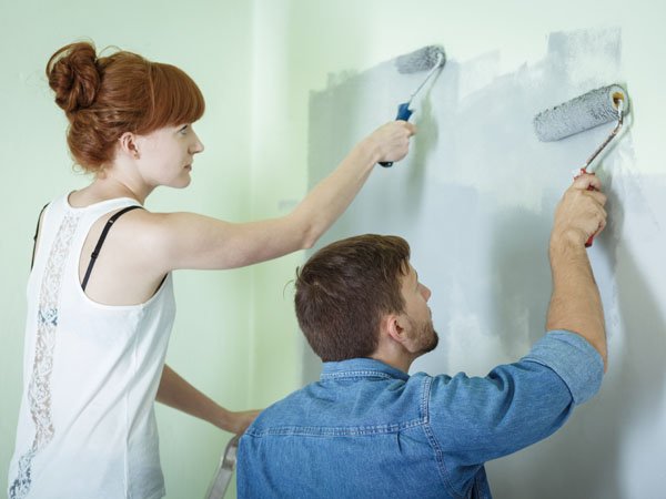 How often you should paint your house depends on the area