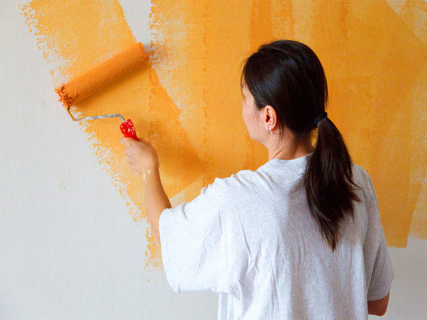 How To Paint A Wall Successfully In 9 Simple Steps